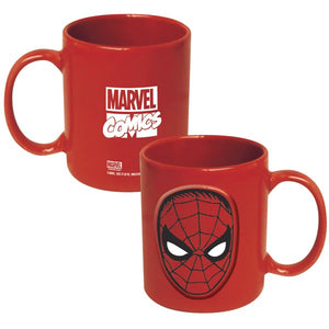 Marvel Amazing Spider-Man Face 20 oz. Red Ceramic Coffee Mug
