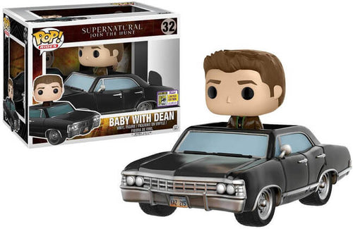 Supernatural: Baby with Dean #32 - SDCC17