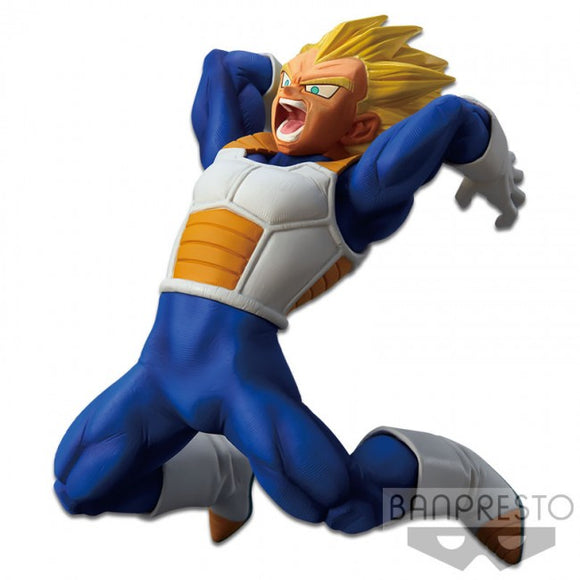 DRAGONBALL SUPER SAIYAN VEGETA