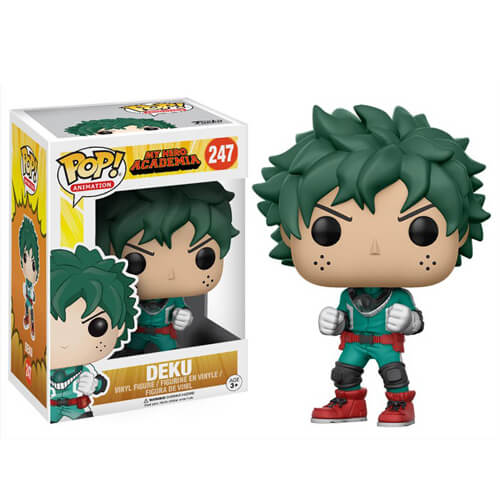 POP Animation: MHA S1 - Deku 247