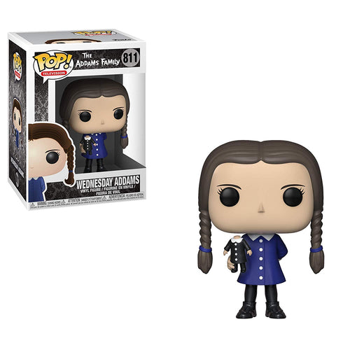 POP TV: The Addams Family-Wednesday  Addams