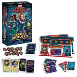 Captain Marvel Secret Skrulls Board Game