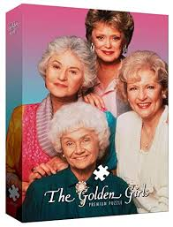 The Golden Girls Premium Puzzle