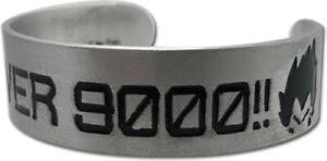Dragonball Z Bracelet - Over 9000!