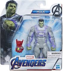 Marvel: Avengers Action figure Hulk with Gunltlet
