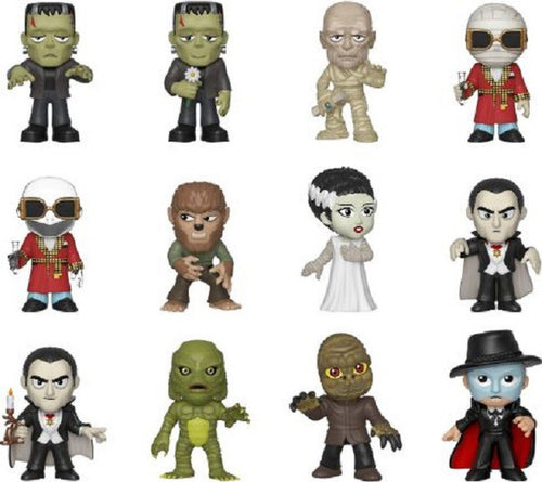 Mystery minis: MONSTERS
