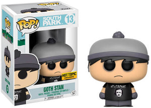 Pop! TV: South Park - Goth Stan 13