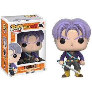 POP Animation: DBZ - Trunks