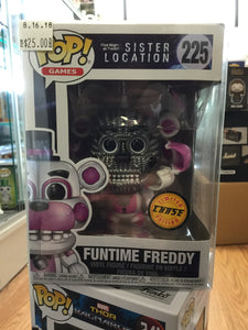 Funtime Freddy Chase 225