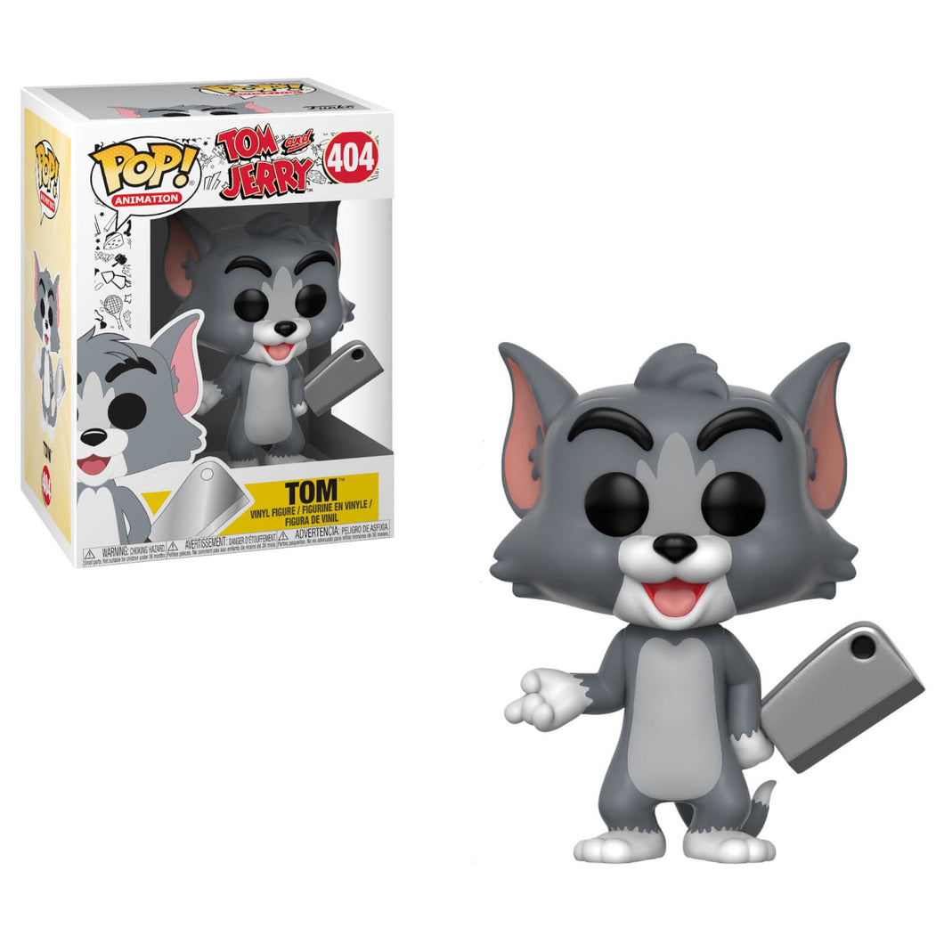 POP Animation: Tom and Jerry S1 - Tom