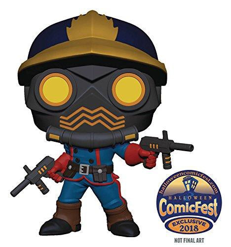 POP Marvel - Star-Lord 395 Comicfest