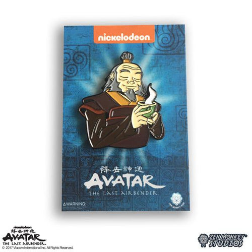 Avatar the last airbender Iroh Pin