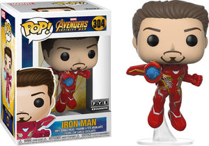 Pop! Marvel Avengers Infinity War Iron Man 304