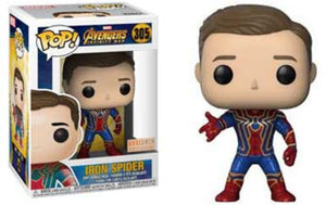 Pop Marvel Avengers Infinity War Iron Spider 305