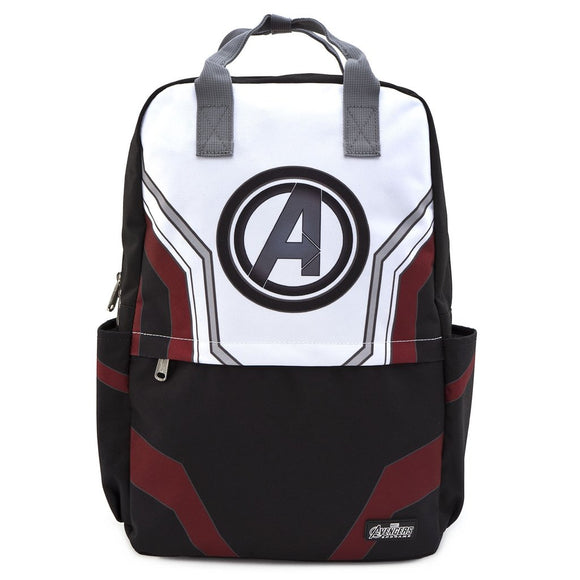 Loungefly Avengers End Game Suit Square Nylon Backpack