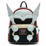 LOUNGEFLY MARVEL THOR CLASSIC COSPLAY MINI BACKPACK
