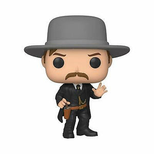 POP Movies: Tombstone - Morgan Earp