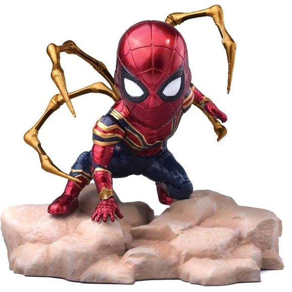 Marvel Avengers Infinity War Mini Egg Attack Action Figure - Iron Spider