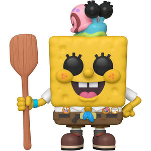 POP Animation: The SpongeBob Movie - SpongeBob SquarePants w/ Gary