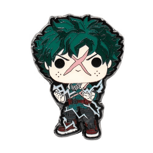 MHA: Deku Full Cowl Pop! Enamel Pin