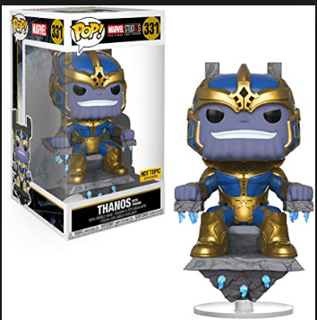 Pop! Thanos With Throne #331