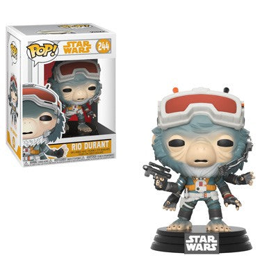 Pop! Star Wars: Solo - Rio Durant #244