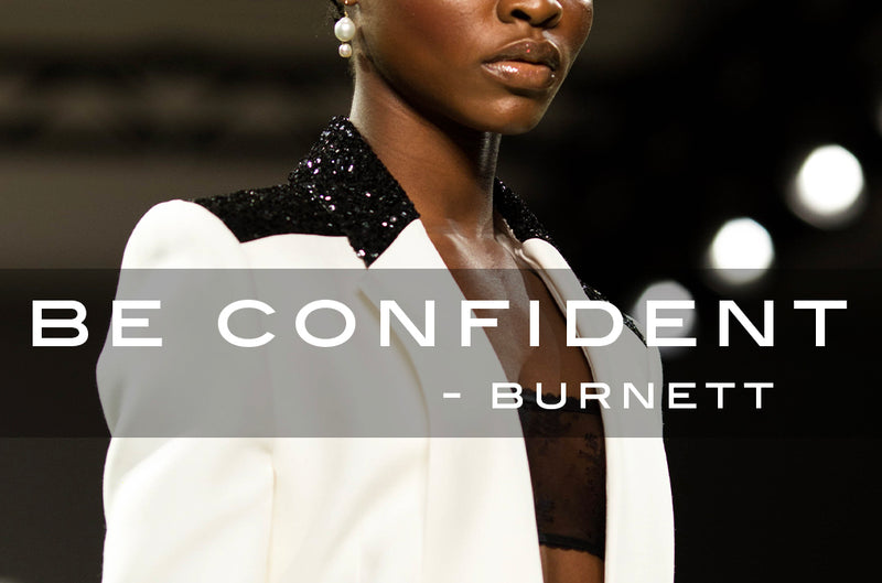 BE CONFIDENT BURNETT GIFT CARD
