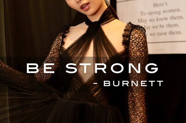 BE STRONG BURNETT GIFT CARD