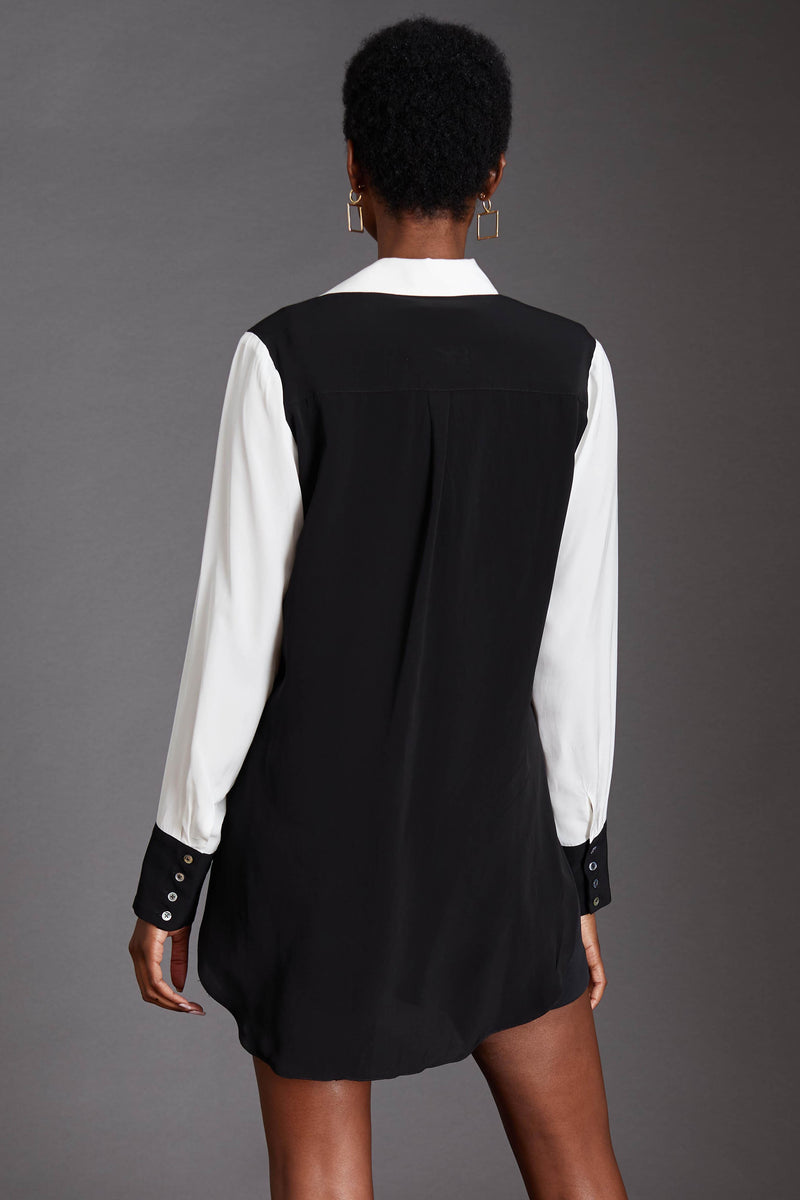 BURNETT x REWA BLOUSE