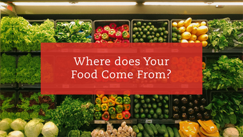 Where Does Your Food Come From?