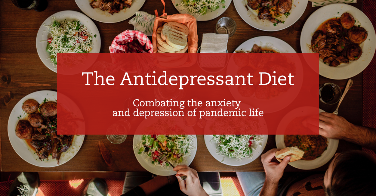 The Antidepressant Diet