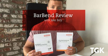 Bar Bend Review of TGK