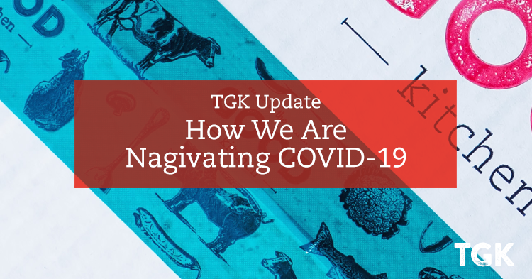 What We're Doing to Navigate COVID-19