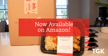 The Good Kitchen is Now Available on Amazon!