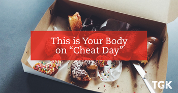 This is Your Body on Cheat Day