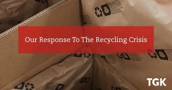 Our Response To The Recycling Crisis