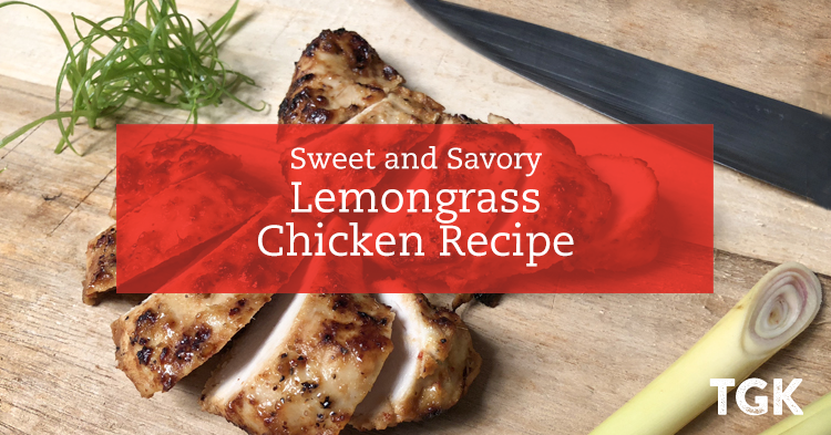 Easy and Versatile Lemongrass Chicken Recipe