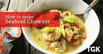 Chef's Seafood Chowder Recipe