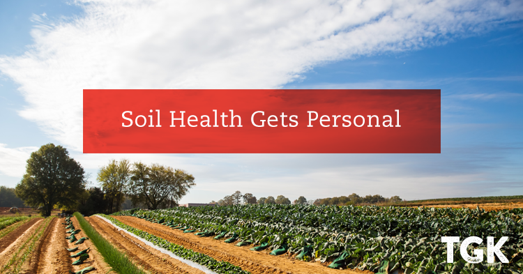 Soil Health Gets Personal