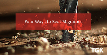 Four Ways to Beat Migraines