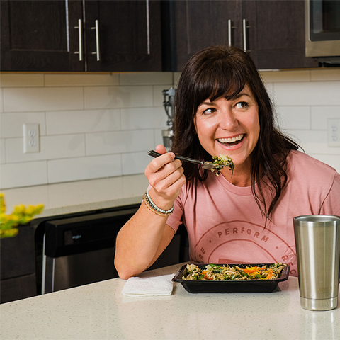 Amber Lewis, Founder of The Good Kitchen