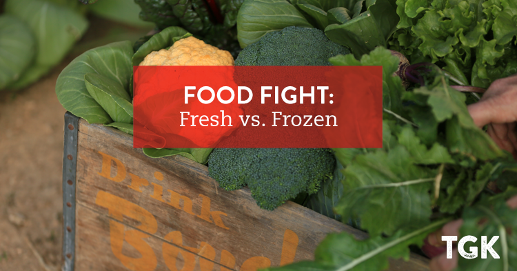 Fresh vs. Frozen