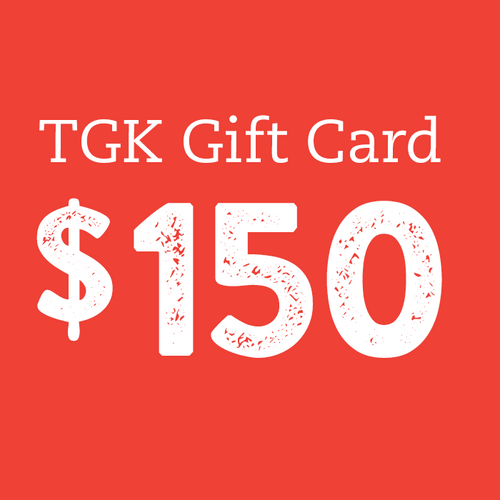 Gift Card: $150
