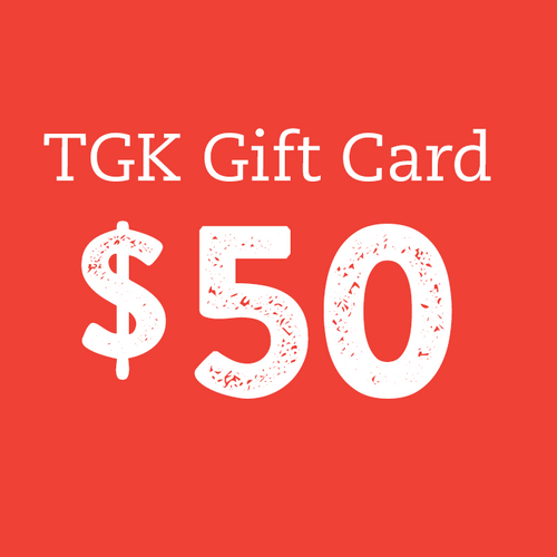 Gift Card: $50