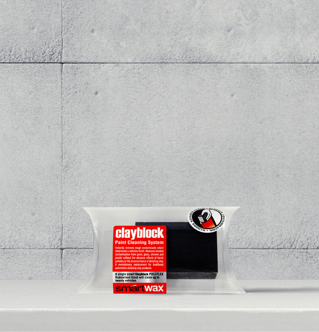 SMART CLAYBLOCK – SURFACE CLEANER (PACKAGED IN A POUCH)