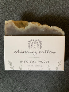 Whispering Willow Artisan Soap Bars