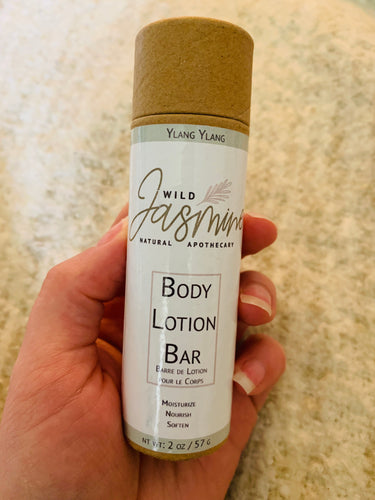 Body Lotion Bar