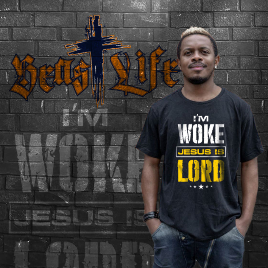 WOKE - Jesus Is LORD