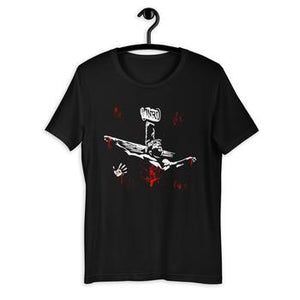 The Cross T-shirt - Christ died for Love