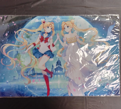Deskmat SM Sailor Moon And Future Self